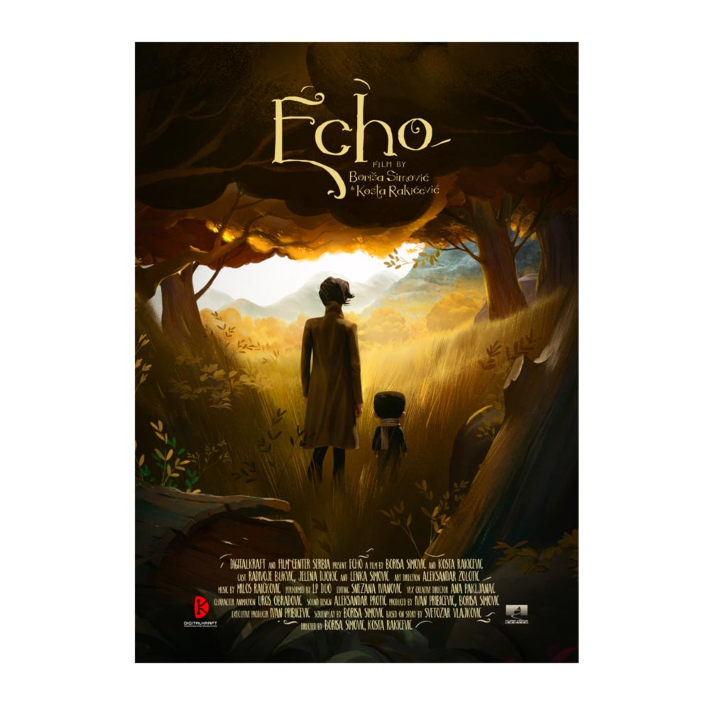 """Echo"" film poster"